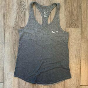 Nike racer tank activewear workout